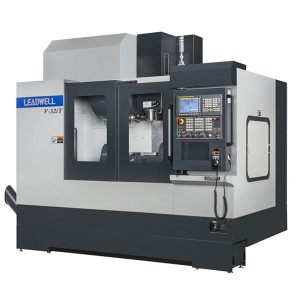 CNC Machining Centers iT Series