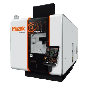 5-AXIS MULTI-TASKING VARIAXIS i-700