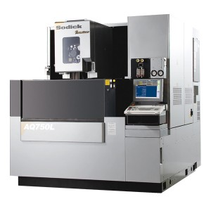Wire-cut EDM AQ750L