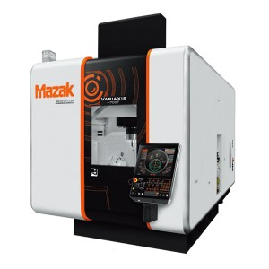 5-AXIS MULTI-TASKING VARIAXIS i-700T